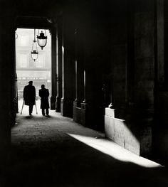 Herbert List - France. 1936.