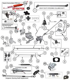 20+ Best 93-98 Grand Cherokee ZJ Parts Diagrams images