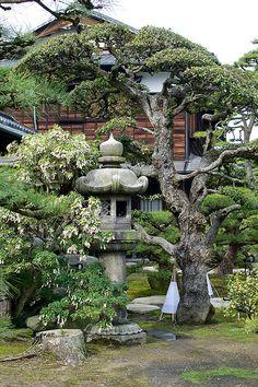 Hiunkaku Garden von camike
