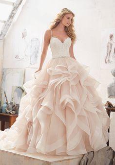 Marilyn Wedding Dress << Morilee