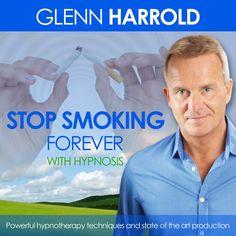 Stop Smoking Hypnosis MP3 by Glenn Harrold