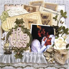 A Project by Debbi T from our Scrapbooking Gallery originally submitted 03/08/11 at 06:01 AM