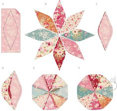 Croch 428897564515151136 - Le tuto du coussin rond en patchwork de tissus Tilda – Plumetis Magazine Source by emmwano Needle Book, Yarn Needle, Sewing Crafts, Sewing Projects, Diy Crafts, Patchwork Quilt, Quilts, Patchwork Cushion, English Paper Piecing