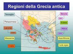 Regioni della Grecia antica