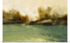 Still Waters. Psalm 23:2. VerseVisions Christian Modern Art