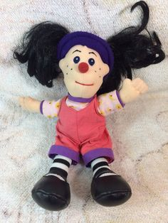 Hey, I found this really awesome Etsy listing at https://www.etsy.com/listing/495163086/vintage-1997-loonette-the-big-comfy-doll