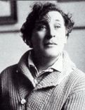 "Marc Chagall ( 1887 - 1985), was a Russian-French artist associated with several major artistic styles and one of the most successful artists of the 20th century. He was an early modernist, and created works in virtually every artistic medium, including painting, book illustrations, stained glass, stage sets, ceramic, tapestries and fine art prints. Pablo Picasso remarked in the 1950s, ""Chagall will be the only painter left who understands what colour really is."""