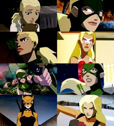 """young justice meme