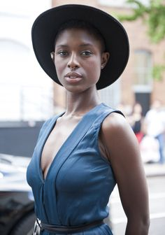 Jodie. She is perfection. Dope: Fashion Week Street Style 2013.