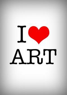 ART IS LIFE. LIFE IS ART.