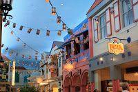 Caribbean Beach Resort - Walt Disney World -
