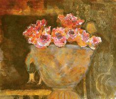 rosie scott the-golden-bowl-of-roses-venice