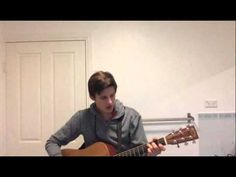 """Joel Adams cover of """"Thinking Out Loud"""" by Ed Sheeran"""