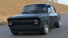 Тюнинг автомобиля — Москвич 412