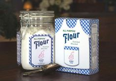 30 Gorgeous Flour Package Designs