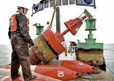 """Coast Guard testing nation's first """"virtual"""" aids to navigation in San Francisco Bay - """"virtual"""" buoys. """"This is an important initiative for the Coast Guard as we explore the use of new technologies to enhance safety and protect the environment."""""""