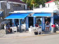 Woody's--St. John, USVI favorite-places-and-spaces