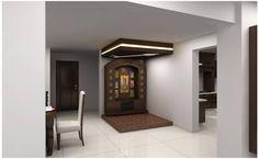 7 Beautiful Pooja Room Designs (From Asha Bogenfuerst)