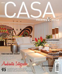 Editora Minuano - Revistas - Decoração - Casa Projeto & Estilo : CASA PROJETO & ESTILO 027