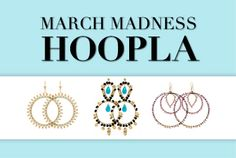 Are you game for a great deal? Join our March Madness Hoopla, peruse our (post)season picks, and find your sweet spot with slim lines, [cardinal reds, devilish blues,] and chic rims.