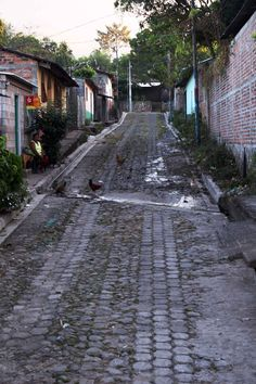 El Salvador...I want to go back so bad. These streets and alleys changed my life. ....for the better :)