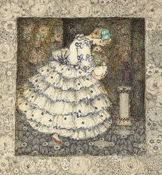 "Annie French (1872-1965), ""Rosalie""   Sofi   Flickr"