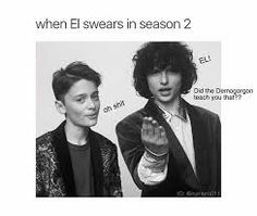 Image result for stranger things wallpaper she's our friend and she's crazy