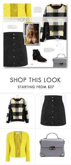 """You Can See At A Glance Whether You Like Them Or Not - Yoins XL"" by paradiselemonade ❤ liked on Polyvore featuring Precis Petite, yoins, yoinscollection and loveyoins"