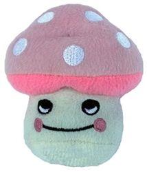Lil' Plush Pink Mushroom Toy