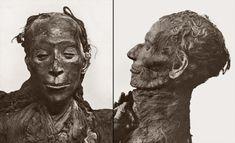 Mummy ofYuya and TjuyuThe mummy of King Tuts great...