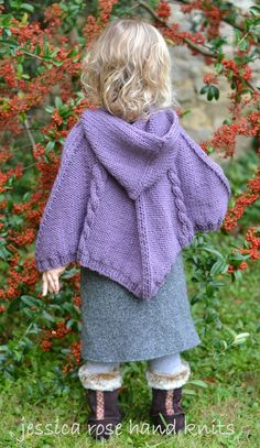 Cable Poncho by Linda Whaley - Digital Version   Deramores