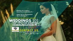 Weddings Top Tips for Starting Communication Pt. Airport Car Service, Communication Is Key, Helpful Hints, Airport Transportation, Reading, Tips, Useful Tips, Reading Books, Counseling