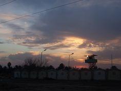 Taji sunset