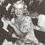 The beautiful Norma Jeane Baker