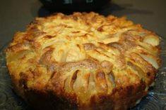 Gâteau aux pommes de mon enfance | Les petits plats de Christopher Baked Potato, Pie, Bread, Cooking, Ethnic Recipes, 2013, Food, Tiramisu, Biscuits
