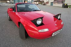 Mazda Miata, Car, Sports, Hs Sports, Automobile, Sport, Autos, Cars
