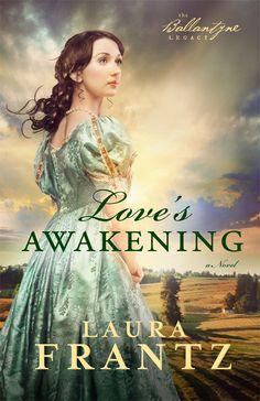 LOVE'S AWAKENING makes the list of Lifeway's Rachel McRae's favorite books of 2013! blog.lifeway.com/... (definitely on MY fav list for 2013!)