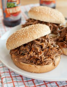 Recipe: Pulled Pork Sandwiches — Recipes from The Kitchn