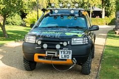This is the gallery page of Active Rentals Freelander 2, Land Rover Freelander, Expedition Car, Range Rovers, Car Rental, Offroad, Cambridge, Landing, Vehicles