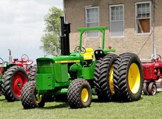 Find used farm equipment for sale near you. Browse the most popular brands and models at the best prices on Machinery Pete. Used Farm Equipment, John Deere Equipment, Equipment For Sale, Antique Tractors, Vintage Tractors, Vintage Farm, Jd Tractors, John Deere Tractors, John Deere 6030
