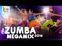 ZUMBA® FITNESS MUSIC & SONGS 2016 (MEGA MIX) 1:22' NON STOP LESSON + COOL DOWN - YouTube