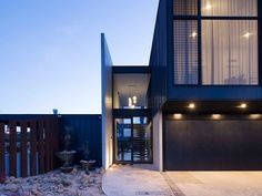 Lachlan Shepherd Architects Design a Spacious Private Residence in Australia