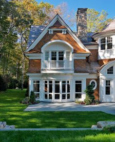 Classical Shingle - traditional - exterior - boston - Jan Gleysteen Architects, Inc