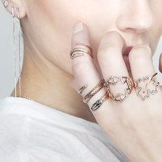 bcb20846e9d40b 93 best Stacking Rings images in 2019 | Stacked rings, Stacking ...