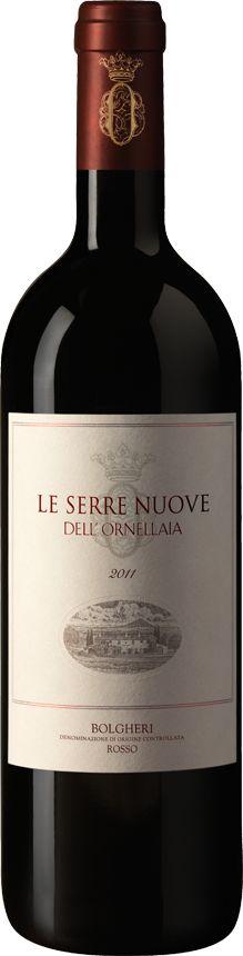 TheCyclinGourmet.com | #food&drinks - ornellaia serre nuove #wine #italy #tuscany