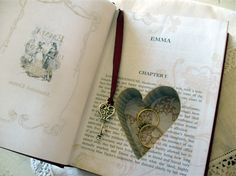 wedding ring book, would be really cute if it were an old fashioned compilation of faitytales.