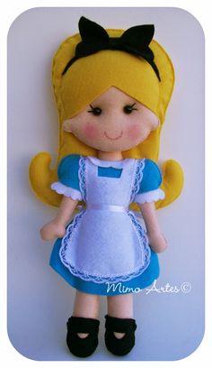 Mimo Artes: Alice no país das maravilhas.