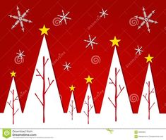 Abstract Christmas Tree Clipart - Viewing Gallery