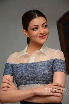 Kajal Aggarwal Hot Actresses, Beautiful Actresses, Indian Actresses, Bollywood Celebrities, India Beauty, Beauty Women, Cool Hairstyles, Beautiful Women, Celebs