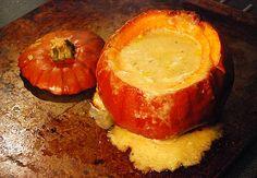Pumpkin Fondue Recipe from my new fave food blog- yumblog.co.uk